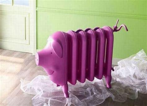 heat ls for pigs 21 radiateurs design insolites et splendides 2tout2rien