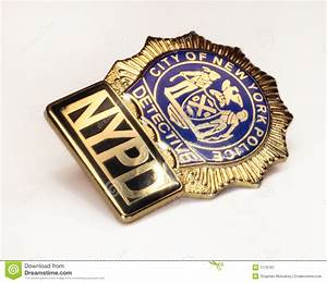 Nypd Police Detective Badge | www.imgkid.com - The Image ...