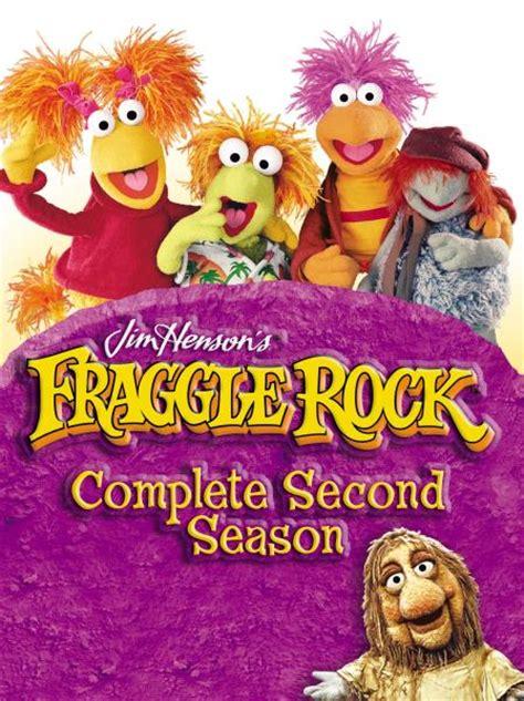 fraggle rock season  dvd zavvi