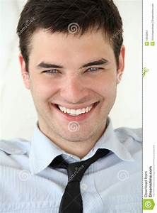 Portrait Of Handsome Young Men With Smile. Royalty Free ...