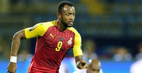Jordan Ayew Can Surpass Asamoah Gyan's Goal Scoring Record ...