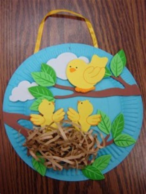 bird craft idea  kids crafts  worksheets