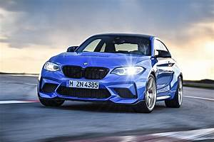 450 Horsepower Bmw M2 Cs Will Still Have A Manual Gearbox