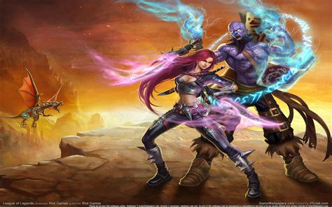 Lol Animated Wallpaper - league of legends animated wallpaper wallpapersafari