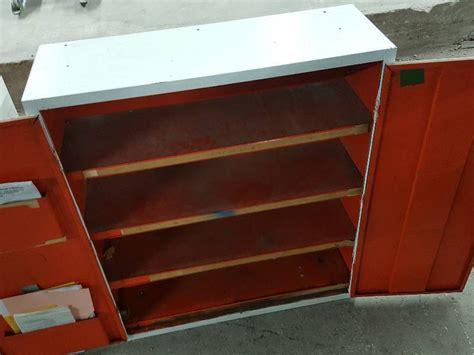 shelf kitchen cabinet heavy duty metal 4 shelf automotive ignition or small 2186