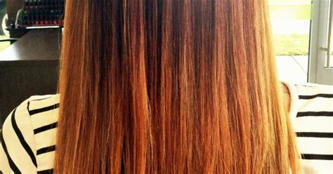 Burnt Orange Ombre...hello Summer By Kirstyn From Bianchi