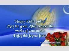 Eid al Adha Greetings, Wishes and Eid ul Adha Mubarak Cathy