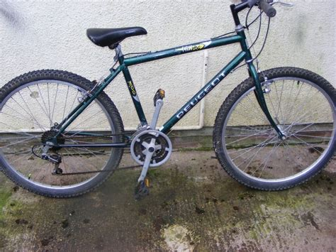 Peugeot Mountain Bike mens peugeot mountain bike in taunton somerset gumtree