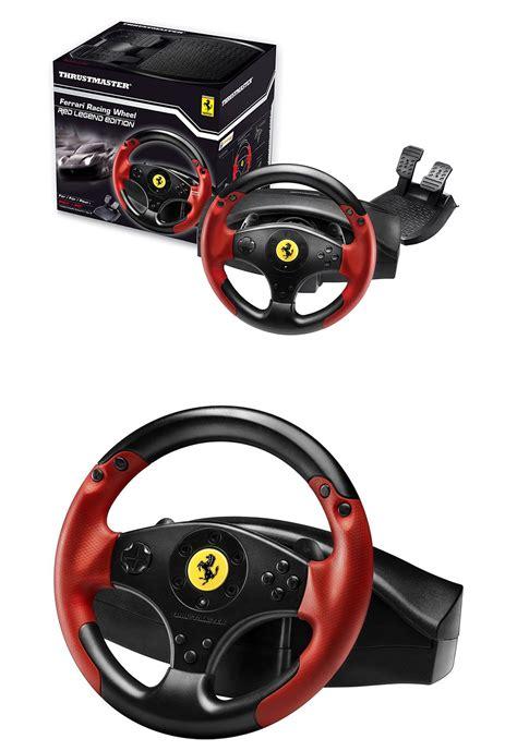 %100 indirim 1.699,00 tl 0,00 tl (0,00 tl/adet). Super Car: Thrustmaster Ferrari Racing Wheel Red Legend ...