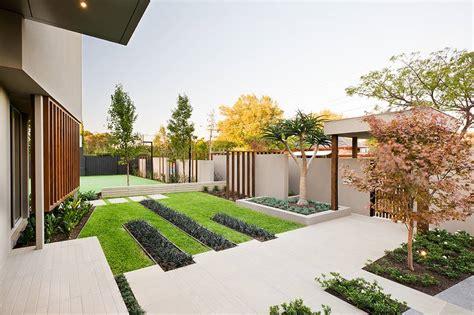 Garden Minimalist by Minimalist Garden Integrating The Best Outdoor Activities