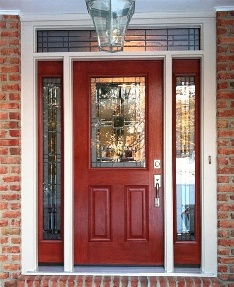 Front Door With Sidelights  Useful And Creative Advices