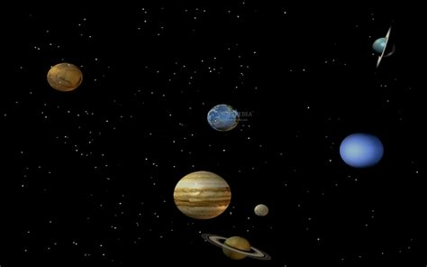 Animated Planet Wallpaper - animated moving planets pics about space