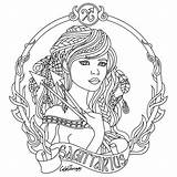 Zodiac Coloring Pages Signs Printable Sagittarius Colouring Adult Adults Virgo Sign Beauty Sheets Mandala Animal Colors Astrology Print Colour Unique sketch template