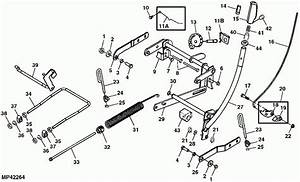 Pics About John Deere Gt235 Steering Parts Diagram