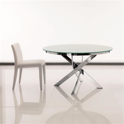 table de cuisine ovale table ronde cuisine design table ronde avec rallonge