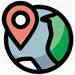 Icon Gps Navigation Positioning Global System Pointer