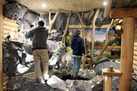 hunting room design  construction turkey hill wildlife