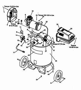 919 167221 Craftsman Permanently Lubricated Single Stage