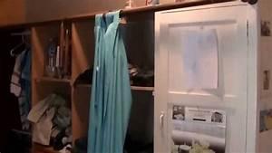 Comment Fabriquer Un Dressing : comment faire un dressing pour moins de 30 euros youtube ~ Melissatoandfro.com Idées de Décoration