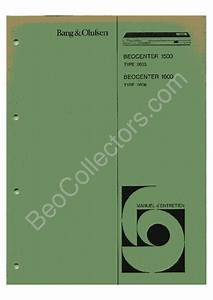Bang Olufsen Beocord 3500 4500 Sch Service Manual Download