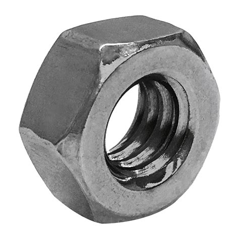 size stainless steel hex nut type  unc  set   pc left hand thread