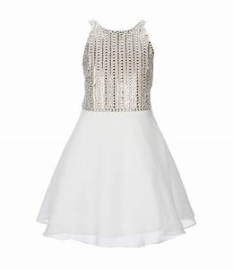 Size Chart Us Tween Diva Big Girls 7 16 Rhinestone Bodice A Line Dress
