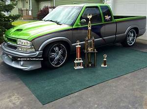 One Of A Kind Custom 2001 Chevy S10