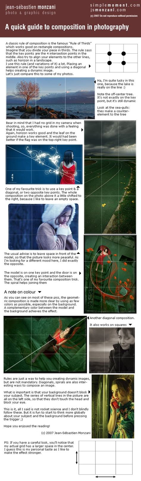 A Quick Guide To Composition By Jsmonzani On Deviantart