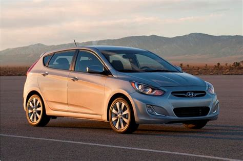 Hyundai Accent Fuel Economy by Canada Hyundai Accent 2012 Engine Dimensions Fuel