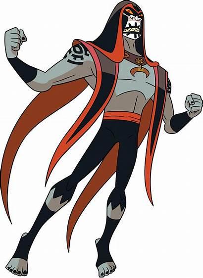 Ben Hex Reboot Villains Cartoon Network Ben10