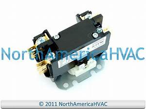 Trane Contactor Relay 1 Pole 40 Amp Ctr628 Ctr00628