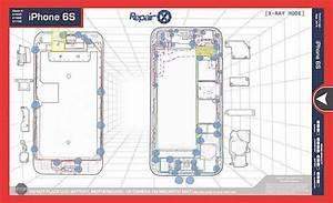 Repair X U00ae Apple Iphone 6s Repair Guide Magnetic Screwmat