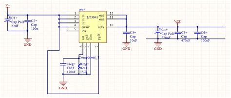 Ldo Regulator Start Problem Electrical