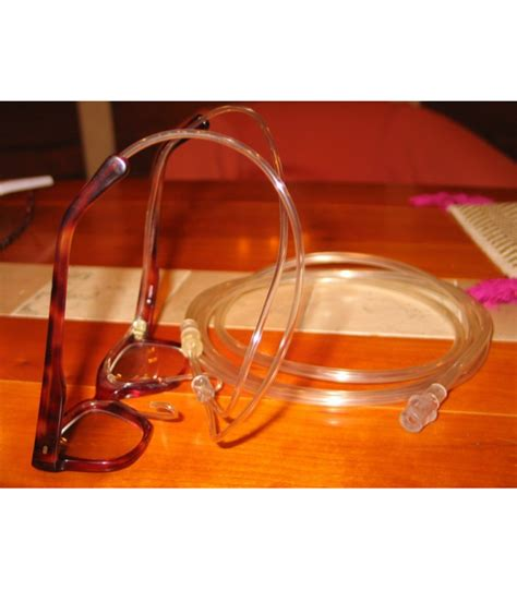 Glasses Frames Oxygen Therapy