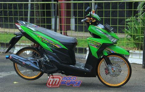 Foto Vario 125 Thailook by Foto Motor Vario 125 Modifikasi Siteandsites Co