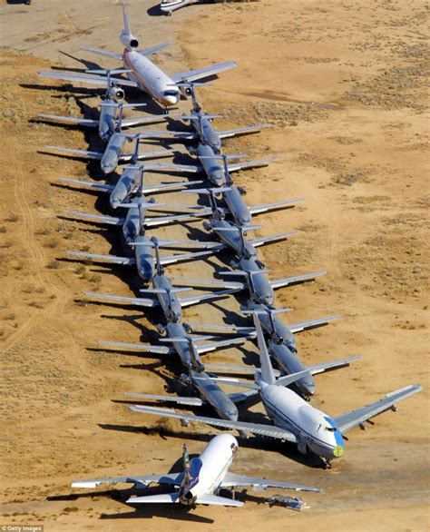The Great Aviation Graveyard