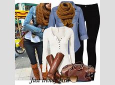 Fall and winter street style ideas – Just Trendy Girls
