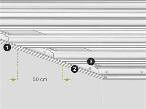 comment r 233 aliser un faux plafond acoustique leroy merlin