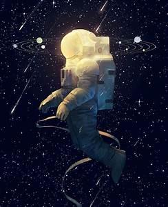 astronaut | Art: Space | Pinterest | Astronauts, Spaces ...