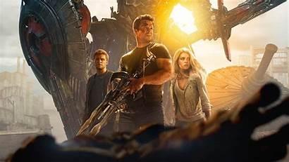 Transformers Extinction Age Tessa Shane Yeager Peltz