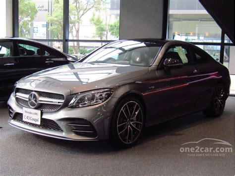 Amg, of course, is the german. Mercedes-Benz C43 2020 AMG 4MATIC 3.0 in กรุงเทพและปริมณฑล Automatic Coupe สีเทา for 3,890,000 ...