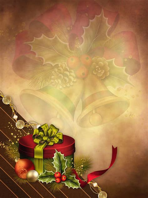 christmas background  red gift gallery yopriceville