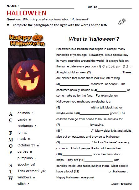 Halloween  All Things Topics