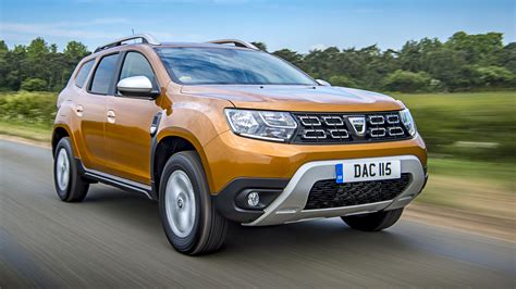 dacia duster tageszulassung 2018 dacia duster review top gear