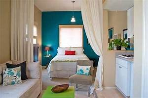 very small studio apartments peenmediacom With decorating ideas for very small apartments