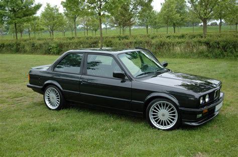 Black E30 On 17' Alpina Wheels...