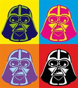 Darth Vader - Pop Art - Star Wars Art Print | Pop art, The ...