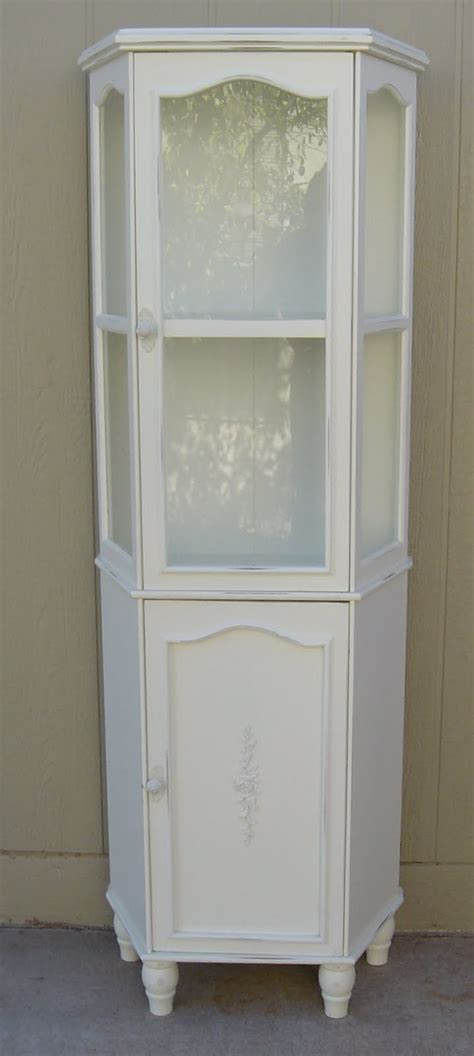 shabby chic bookshelf the backyard boutique by five to nine furnishings shabby chic curio cabinet bookcase