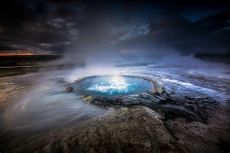 la majestuosidad de los geiseres de islandia cubadebate