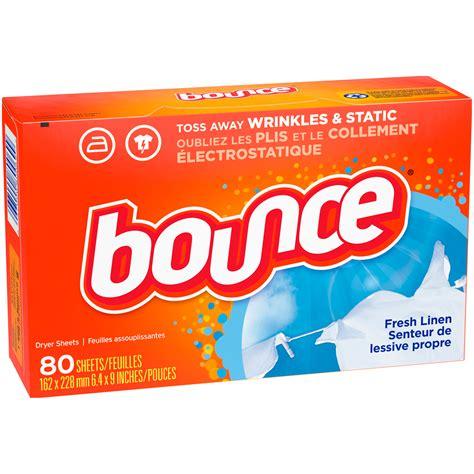 bounce fabric softener fresh linen 80 sheets food